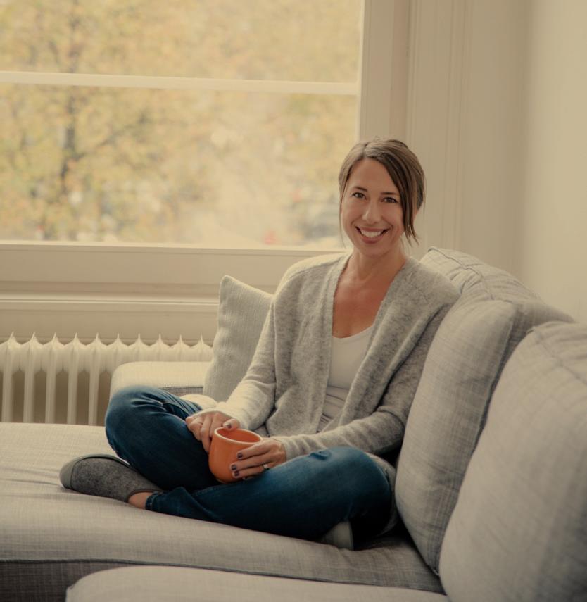 Author Deborah Reber talks Motherhood